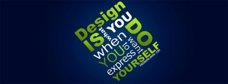 Design Is What You Do  Facebook Covers