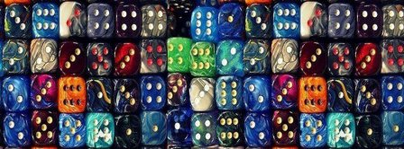Dices Collection Facebook Covers