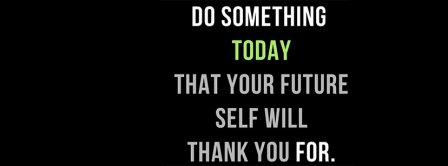 Do Something Today Facebook Covers