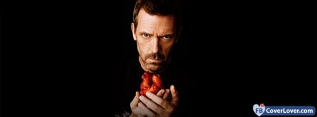Dr House 2 Facebook Covers