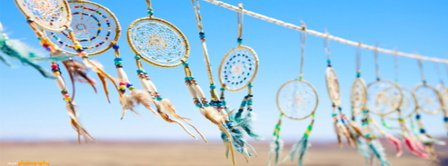 Dreamcatcher Chain Facebook Covers