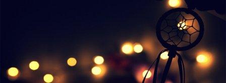 Dreamcatcher Lights 2 Facebook Covers