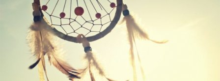 Dreamcatcher In The Sun Facebook Covers