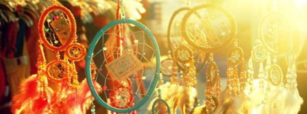 Dreamcatcher Under Sunlight Facebook Covers