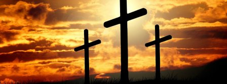 Easter Jesus Christ Cross 2021 Facebook Covers