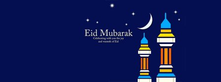 Eid Mubarak Celebrating The Joy And Warmth Of Eid Facebook Covers