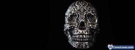 Metal Skull  Facebook Covers