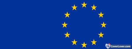 European Flag  Facebook Covers