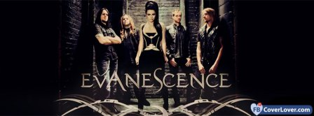 Evanescence 2 Facebook Covers