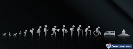 Evolution Cycle In Life  Facebook Covers
