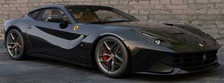 Ferrari F12 Berlinetta Facebook Covers