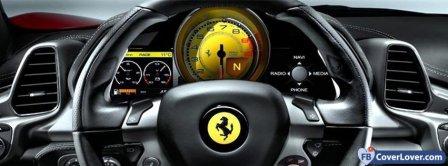 Ferrari  Facebook Covers