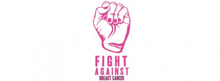 Fight Against Breast Cancer Facebook Covers