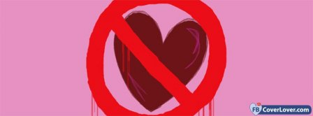 Forbidden Heartbreak  Facebook Covers