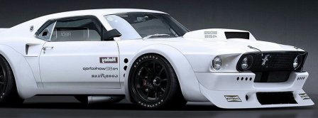 Ford Mustang Boss 429 Facebook Covers