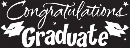 Congratulations Graduate Facebook Covers