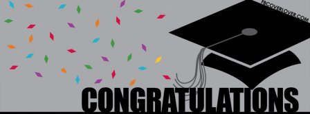 Congratulations Graduates Facebook Covers