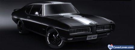 Pontiac GTO Facebook Covers