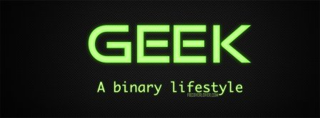 Geek Lifestyle Facebook Covers