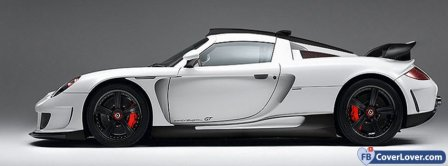 Gemballa Mirage  Facebook Covers