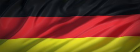 German Flag Floating Facebook Covers