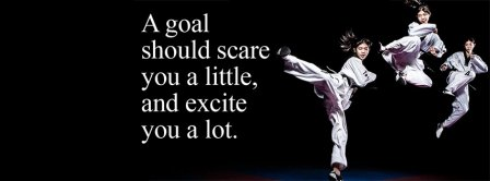 Goal In Life Facebook Covers