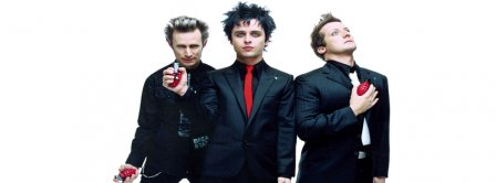 Green Day Band Facebook Covers