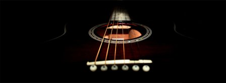 Guitar Fade Facebook Covers