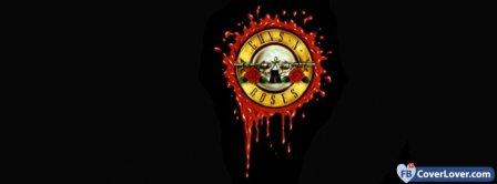 Guns N Roses Logo Facebook Covers