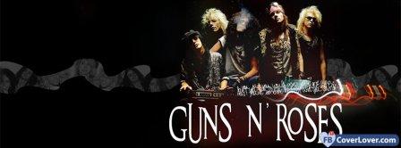 Guns N Roses Band 2 Facebook Covers