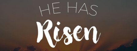 He Has Risen 2021 Facebook Covers