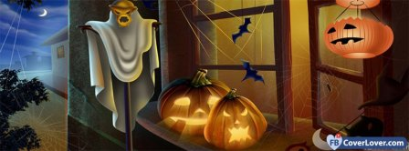 Halloween 9 Facebook Cover Facebook Covers