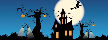 Halloween Night Facebook Covers