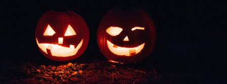 Halloween Pumpkins Facebook Covers