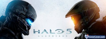Halo 5 Guardians  Facebook Covers