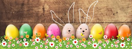 Happy Easters 2020 Facebook Covers