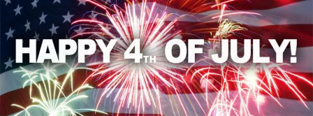 Happy 4th Of July Facebook Covers