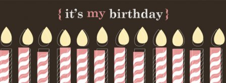 Its My Birthday Facebook Covers