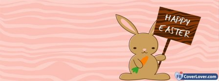 Happy Easters 5 Facebook Covers