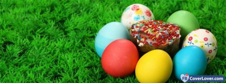 Happy Easters 11 Facebook Covers