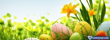 Happy Easters 10 Facebook Covers