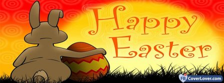 Happy Easters Cover 19 Facebook Covers