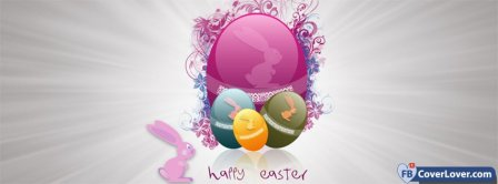 Happy Easters Cover 20 Facebook Covers