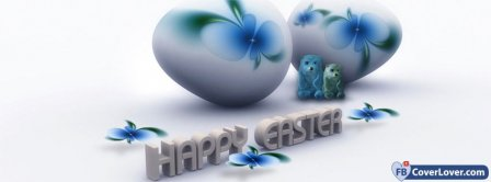 Happy Easters Cover 21 Facebook Covers