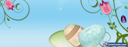 Happy Easters 4 Facebook Covers