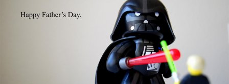 Happy Fathers Day Star Wars Facebook Covers