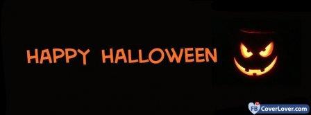 Happy Halloween 2 Facebook Covers