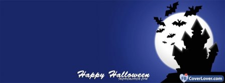 Happy Halloween Facebook Covers