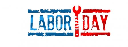 Happy Labor Day Tools Facebook Covers