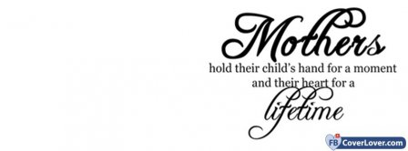 Happy Mothers Day Quote 3 Facebook Covers